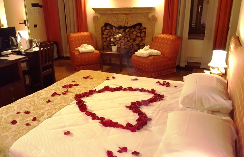 suite san valentino