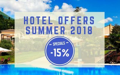 Summer hotel offers
