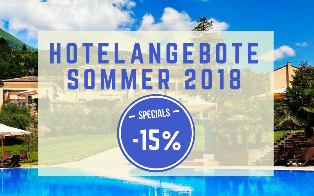 Sommer Hotelangebote