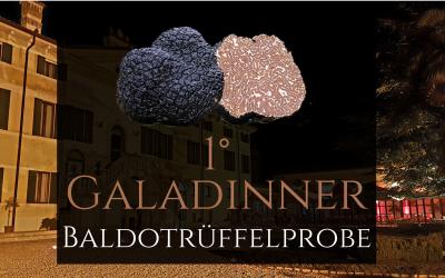 1. Galadinner Baldotrüffelprobe