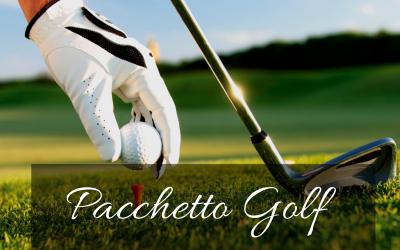 Pacchetto Golf sul Lago di Garda