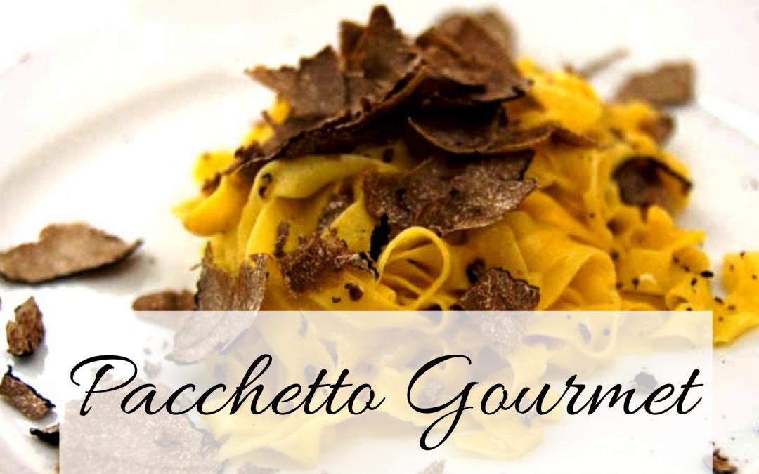 Pacchetto Gourmet 2020