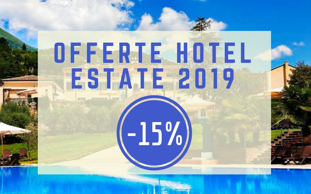Offerte Hotel Estate 2019