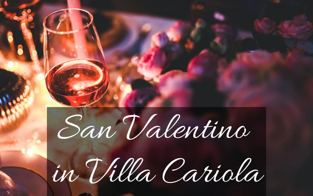 San Valentino in Villa Cariola