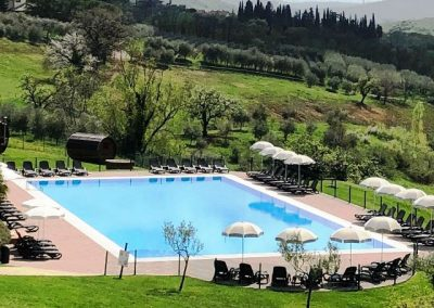 Piscina Villa Cariola