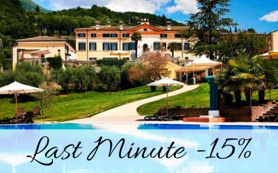 Offerta Last Minute -15% minimo 2 notti