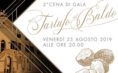 2° Cena di Gala Tartufo del Baldo