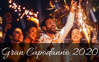 Gran Capodanno 2020 in Villa Cariola