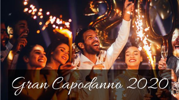 Capodanno 2020 in Villa Cariola