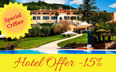 Special Hotel Offer -15%