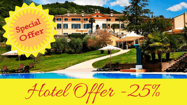 Special Hotel Offer -25